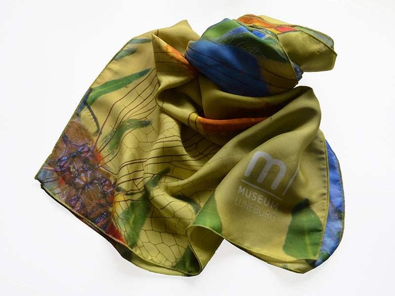 Schals für das Museum Lüneburg
