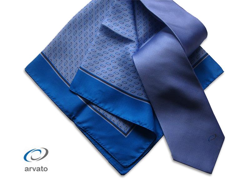 Firmentücher und Corporate Ties Arvato