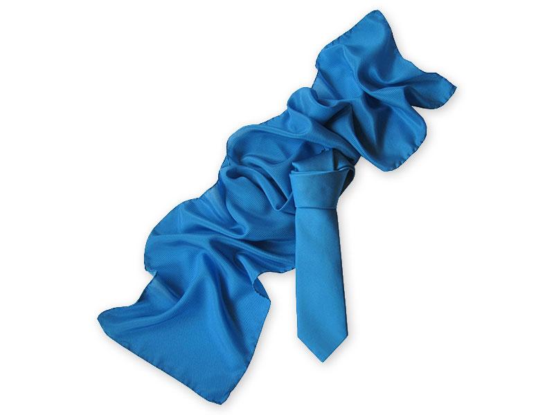 Boston Krawatte mit Schal passend
