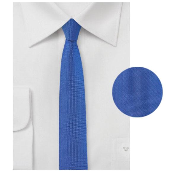 Lagerware Slim-Krawatte extra schmal