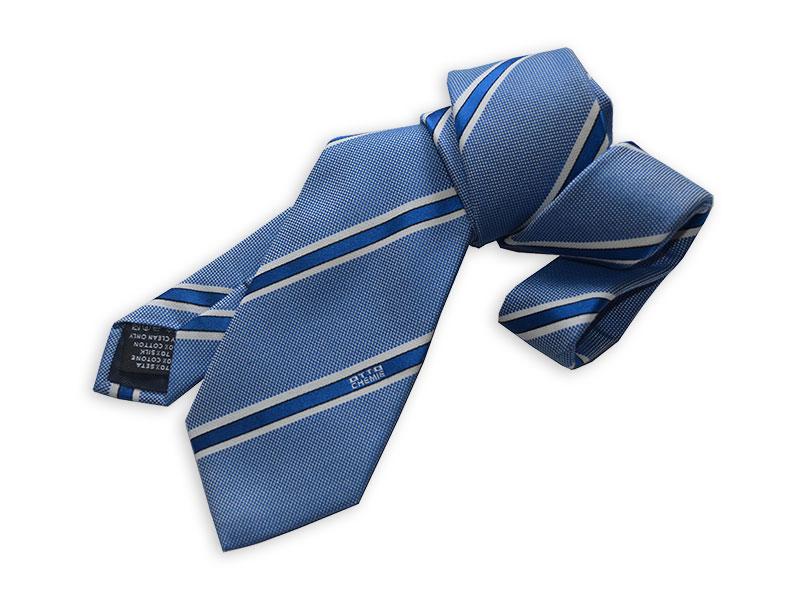 Seidenkrawatte Firmenlogo Company-Tie