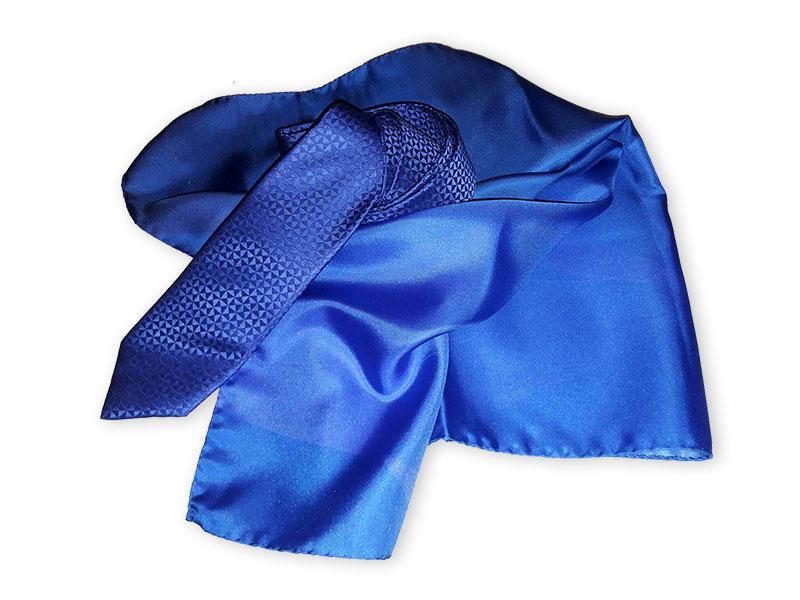 Prismenmuster für Tuch und Krawatte, Sonderanfertigung für unseren Schweizer Kunden Hartmann