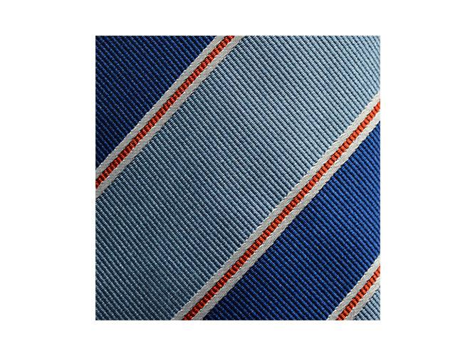 Krawatten und Tücher in Seide für Volks- und Raiffeisenbanken