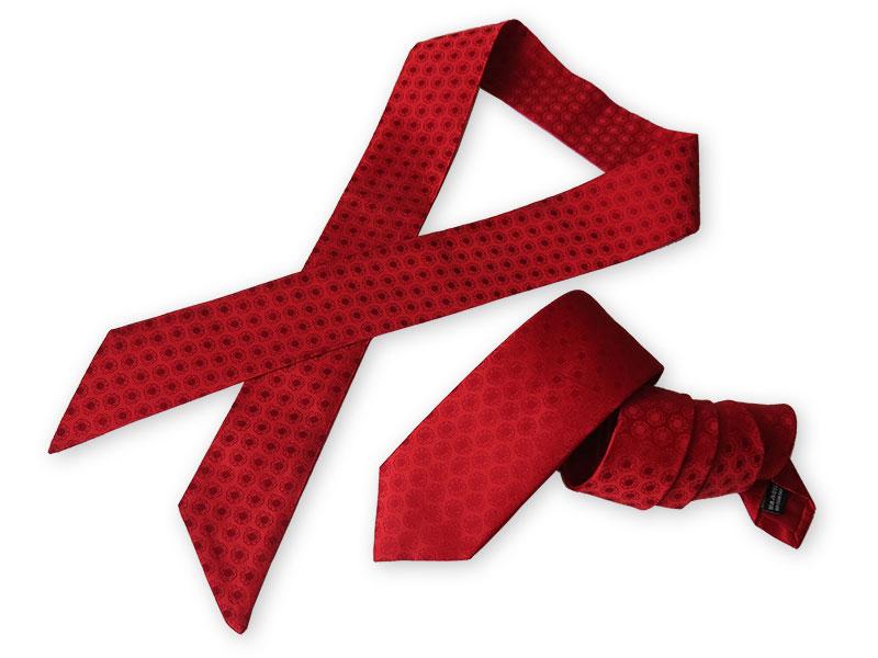 Krawatten für die Herren, Twillies für die Damen