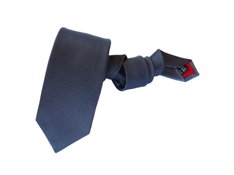"""Krawatten für Nolte-Küchen - Klassik mit dem """"gewissen Etwas"""" - schön geworden ! Das Messe-Team ist begeistert von den neuen Firmenkrawatten"""