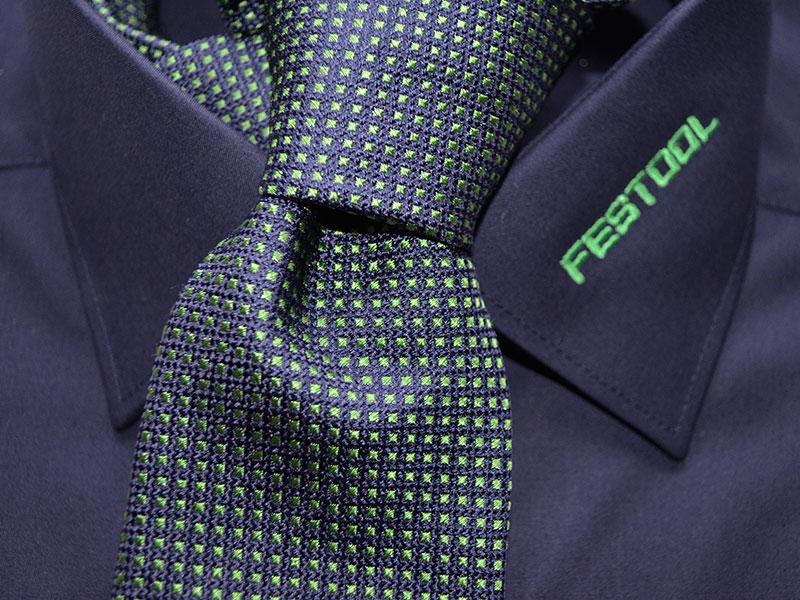 Krawatte zu Hemd