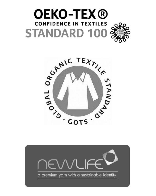 Nachhaltige Krawatten und Tücher